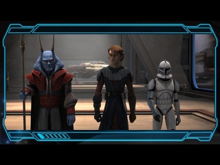 Star Wars The Clone Wars Season Two: Deleted Scenes