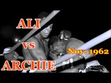 Muhammad Ali vs Archie Moore 16th of 61 - Nov. 1962 - HD Version -