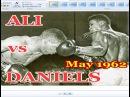 Muhammad Ali vs Billy Daniels 14th of 61 - May 1962