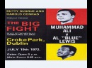 Muhammad Ali vs Alvin Lewis 39th of 61 July 1972