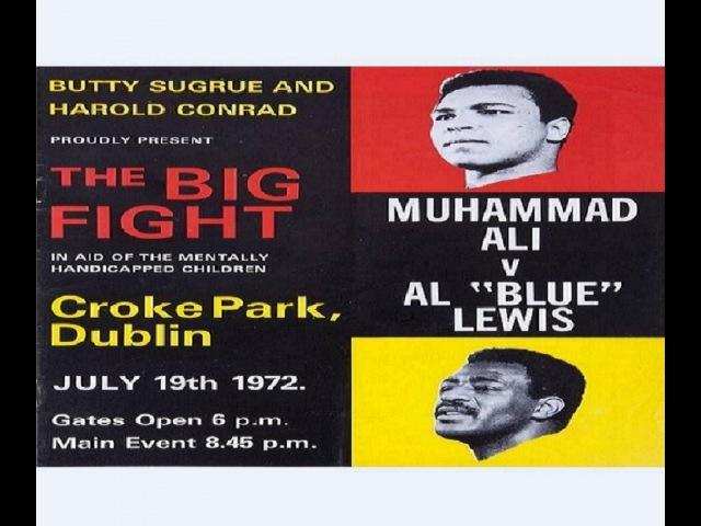 Muhammad Ali vs Alvin Lewis 39th of 61 - July 1972