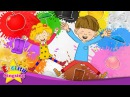 Color Song - Learn colors for kids - Teach colors in English - Preschool, Kindergarten