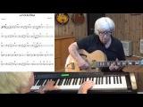 La vie en rose - Jazz guitar &amp piano cover - Yvan Jacques