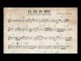 Armstrong Louis, 'La Vie En Rose' jazz Trumpet Solo Transcription (Version Bb)