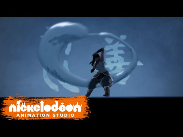The Legend of Korra Theme Song (HQ) | Episode Opening Credits | Nick Animation