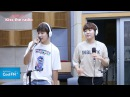 세븐틴(SEVENTEEN) 도겸 승관 '행복' 라이브 LIVE / 16070