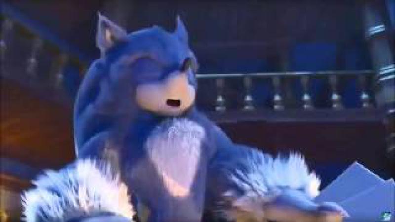 Sonic Werehog I FEEL LIKE A MONSTER