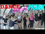 Dance School Prank Attention Charlie Puth Christian Lalama (cover)