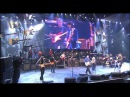 Ronnie Wood, Paul Rodgers, Brian May David Gilmour - Stay With Me Strat Pack 2004 Live
