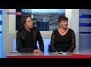 Святослав Мороз и Ольга Дьячковская в программе Хороший День на ЛДПР ТВ