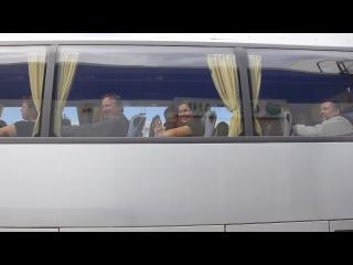 В Крым снова едут туристы по «Единому билету»
