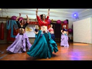 Urban Ladies Tribal Company, ATS @ Fiesta Open Stage