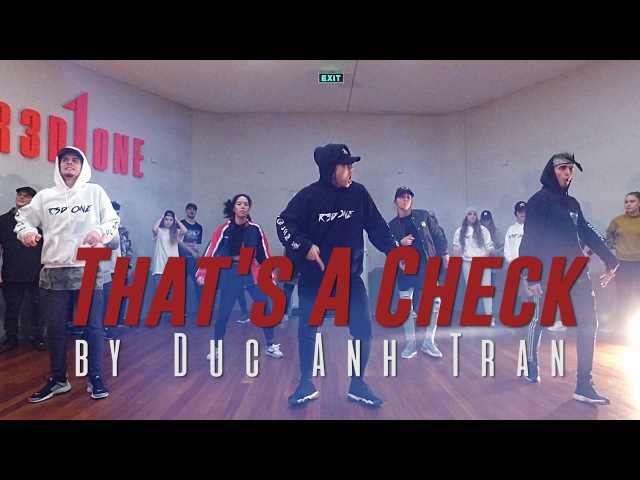 Future THAT'S A CHECK Choreography by Duc Anh Tran @Future @DukiOfficial