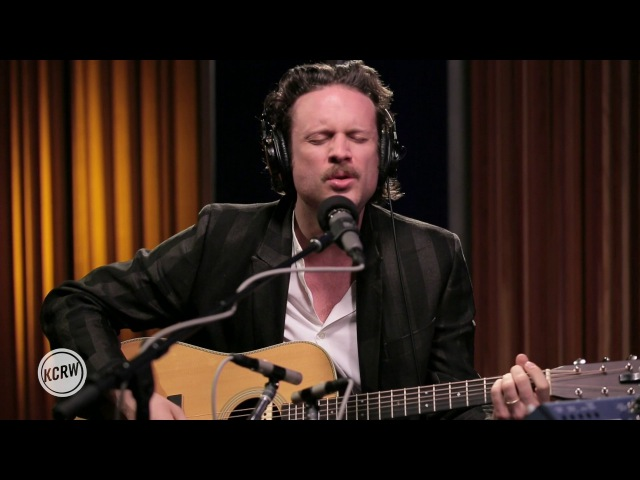 Father John Misty performing Real Love Baby Live on KCRW