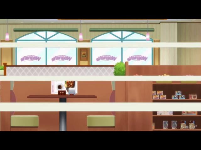WWW.Working!! / WWW.Подработка - 7 серия   Nazel Freya [AniMedia.TV]