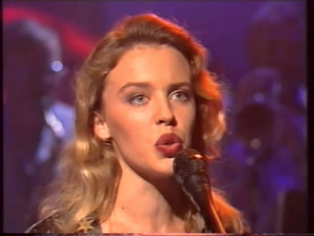 Kylie Minogue Tell Tale Signs Live Hey Hey It's Saturday 18 11 1989