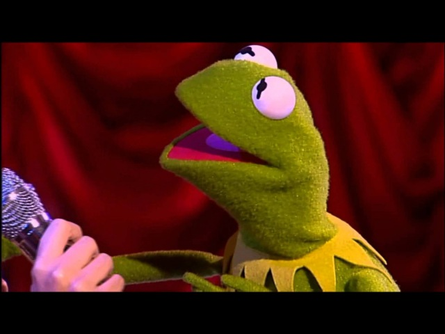 Kylie Minogue Kermit the Frog - Especially For You (Live An Audience With Kylie 6-10-2001) HD