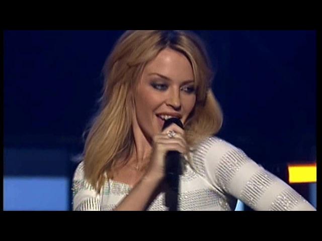 Kylie Minogue - Slow (Live Benissimo 29-11-2003)