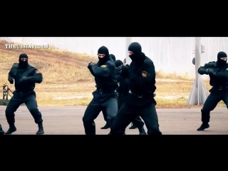 ЭЛИТНЫЙ РОССИЙСКИЙ СПЕЦНАЗ! жееесть!!!