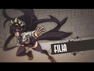 Skullgirls[Singleplayer][Story Mode] - Filia