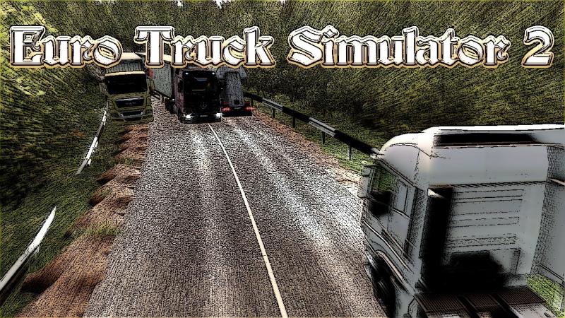 Суровая Россия Р10 - Ю.Сахалинск-Хабаровск ч.1 (Euro Truck Simulator 2)