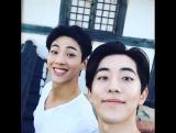 Инстаграм Нам Джу Хёка__instagram update 160512