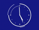 Часы 7ТВ 2004-2005 со звуком НТВ 2001-2003