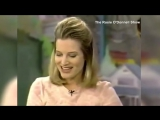 Bridget Fonda promotes Touch on Rosie ODonnell Show