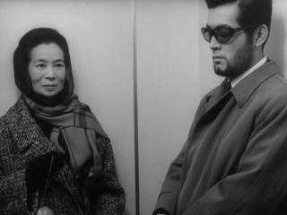 Чужое лицо / Tanin no kao / 1966. Режиссер: Хироси Тэсигахара. Сценарий: Кобо Абэ.