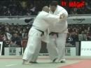 Бросок мастера дзюдо