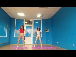 Jazz Funk - клубные танцы для девушек (Студия Танцев Кокетка в Новороссийске)
