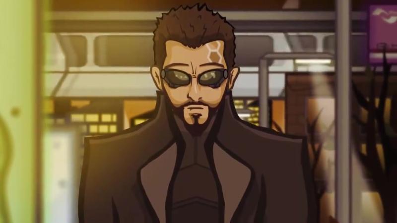 Deus Ex- Human Revolution. Disaugmentations [RUS DUB]