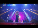 Светлана Лобода - Твои глаза (Новый год на Муз тв 2017)