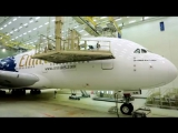 Watch a timelapse video of an Emirates A380 being painted in Los Angeles Dodgers colours