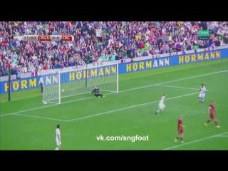 Гол Асофейфа ( Россия 0-1 Коста-Рика 09.10.2016 )