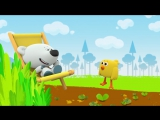 Ми-ми-мишки (все серии. HD) - 12 серия. Огородники