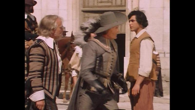 1976 - Прекрасные господа из Буа-Доре / Ces beaux messieurs de Bois-Dore - s3