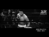 Smokin Joe Frazier - The Last Farewell