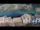 Испания,туристический рекордсмен город музей Гуадалест Guadalest.