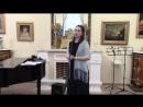 Ночь светла исполняет Яхненко Светлана Педагог по акад. вокалу Прокопова В.Ф.