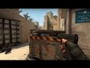 2 kill knife on pistol round by HEELZiggler