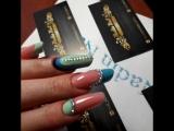 Арочное моделирование ногтей ❤🖒💖💅✍😆😆😘