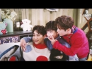 Мэйкинг Съёмки клипа Happy New Year 2017 корейская версия @ 27.01.2016