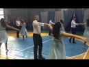 """Конкурс """"Школьный вальс 2017"""" СОШ N1"""