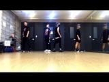 VKIN 160818 Dance practice New Town Boyz  @ instargram Day-D