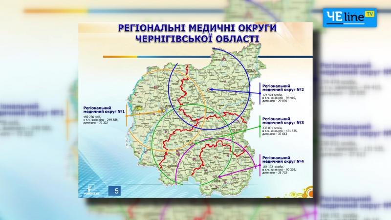 Госпітальні баталії: чи зацінить уряд вердикт Чернігівської ОДА