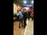Майстер-клас із аргентинського танго в ресторані
