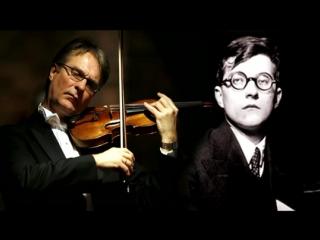 Romance from The Gadfly op 97 by Dmitri Shostakovich - Jonathan Carney, violin