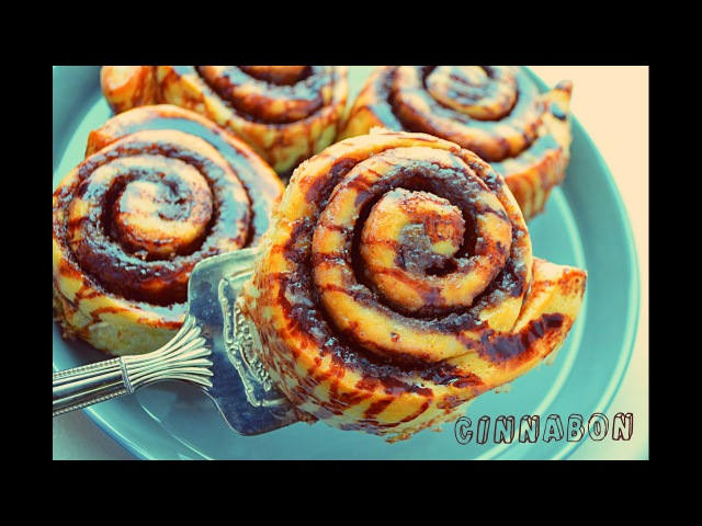 Синнабон Cinnabon Булочки с корицей Простой рецепт Baking with Dianatadi