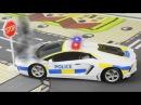 Мультики про машинки Полицейская Машина Сборник мультфильмов Пожарная машинка